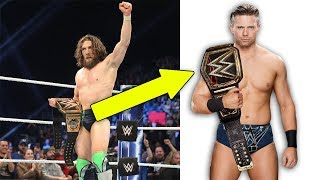 Real Reasons Why Daniel Bryan Became WWE Champion