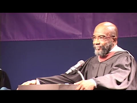 Moore College of Art & Design: Convocation 2010 with Professor Moe Brooker.mp4