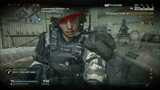 Call of Duty: Ghosts TDM ShotGun and Maniac Juggernaut Killstreak Multiplayer Gameplay