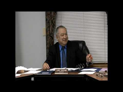 Champlain Town Board Meeting 11-7-11