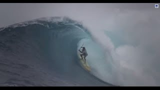Chasing Epic Conditions & Big Wave Surfing