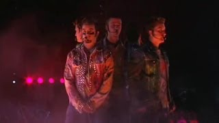 N Sync Pop (Live At PopOdyssey Tour 2001) [HD]