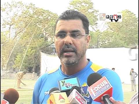 Waqar Younis tells the remedy to bring the best out of Ishant Sharma