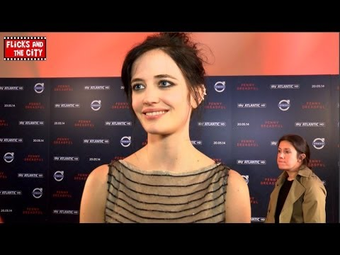 Eva Green Interview - Penny Dreadful & Sin City 2 A Dame To Die For