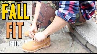 Timberland Season [Men's Fall Fit OOTD 2014] [Timberland 6