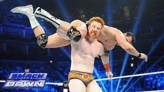 Sheamus Vs. Alberto Del Rio: SmackDown, May 23, 2014