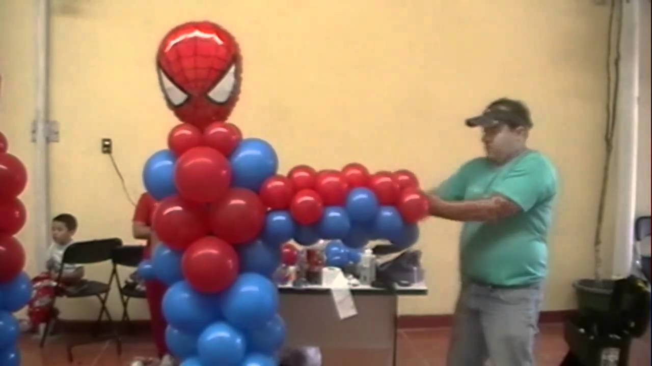 Torres de globos decoracion auto design tech - Decoracion de globos ...