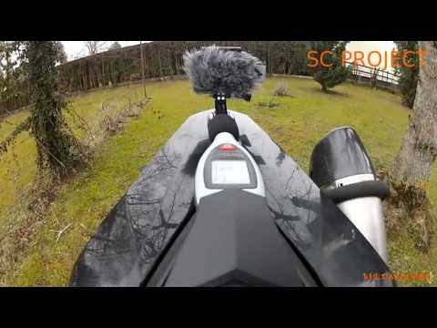 Sound check 3in1 - KTM 690 SMC R - SC Project vs. Powerparts vs. Akrapovic