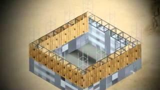 Construcción de tanque o cisterna de agua.