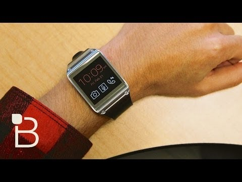 Galaxy Gear 2 and MacBook Touch