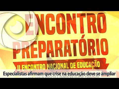 Especialistas afirmam que crise na educação deve se ampliar
