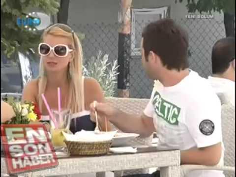 Kıskanç Sevgili - Kamera Şakası