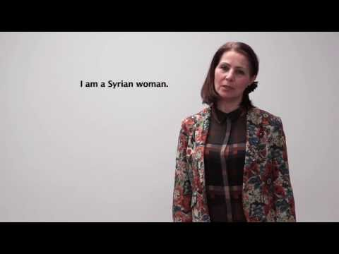 Women of Syria: An appeal for peace