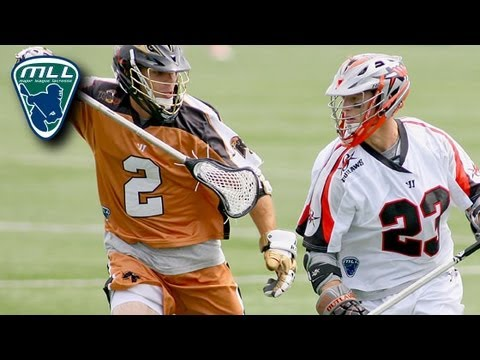 MLL Week 11 Highlights: Denver vs Rochester