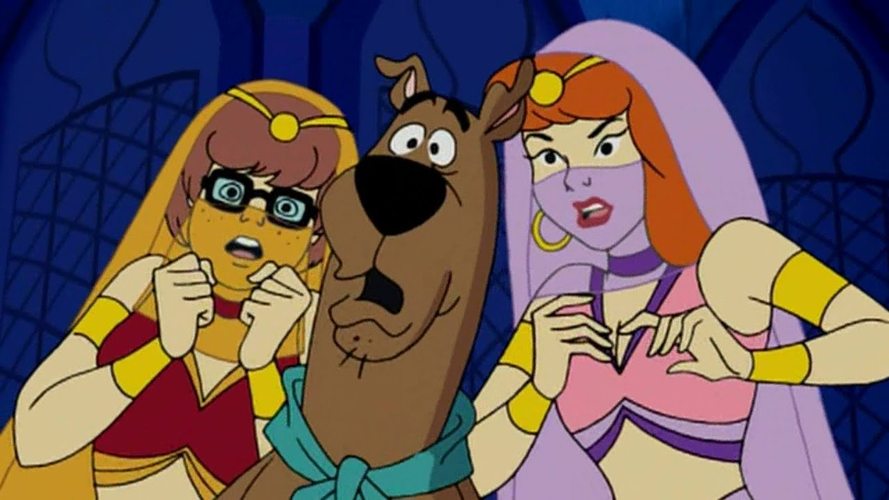 What 39 s new scooby doo the fatima sisters youtube - Daphne scoubidou ...