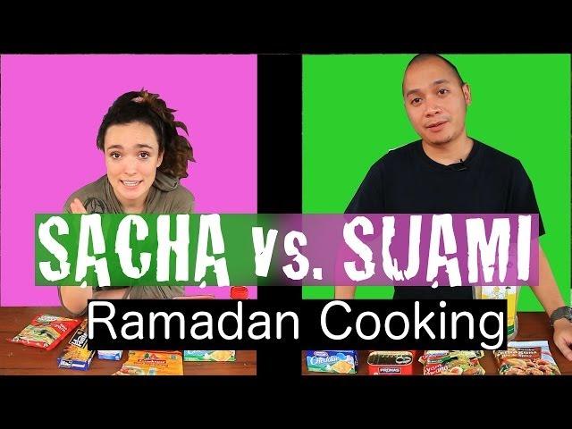 Resep dari bahan Indomart (Ramadan Cooking)