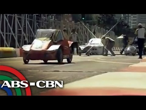 Eco-Marathon kicks off in Manila, causes traffic jam