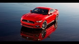 2015 Ford Mustang Review. 50th Anniversary Mustang