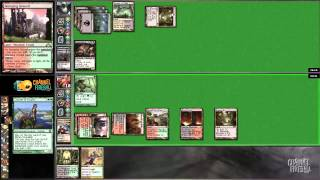 Channel Smdster -  Standard Jund Monsters (Match 3, Game 2)