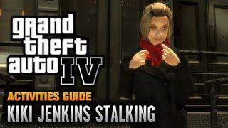 GTA 4 Kiki Jenkins Stalking