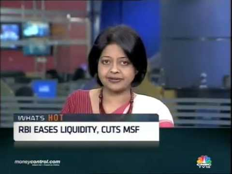 RBI eases liquidity, cuts MSF rate by 50 bps to 9%