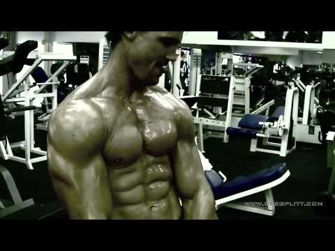 Greg Plitt Bicep Blowout Workout Preview - GregPlitt.com