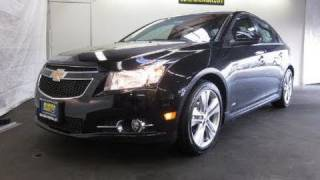2011 Chevrolet Cruze LTZ RS Start Up, Engine, And In Depth