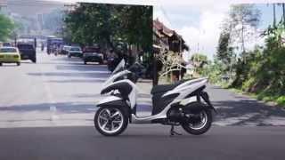Yamaha Tricity Teknik Detay Videosu