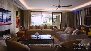 [TRAILER] Contemporary Mansion overlooking Bay of Cannes