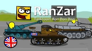 Tanktoon #24 - Ron Don Don