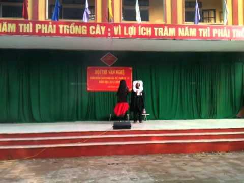 Bach Tuyet va bay chu lun 12A7  Ngo Gia Tu 2012