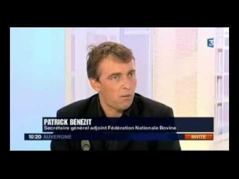 Intervention Patrick Benezit le 3 novembre 2010