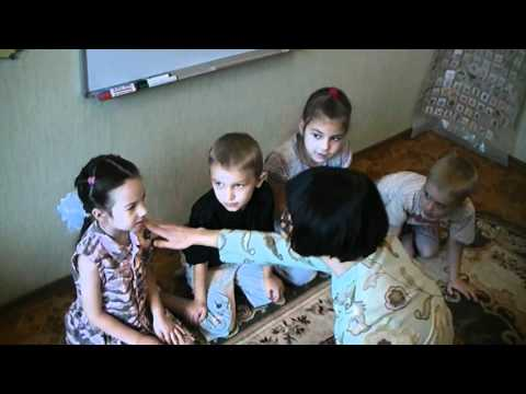 Робота з дітьми учителя-логопеда Нікішенко Г.В..mpg