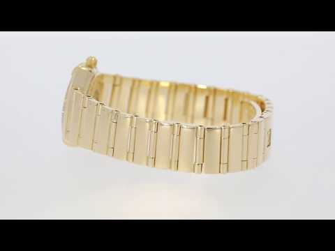 Pre Owned Gold & Diamond Omega Constellation