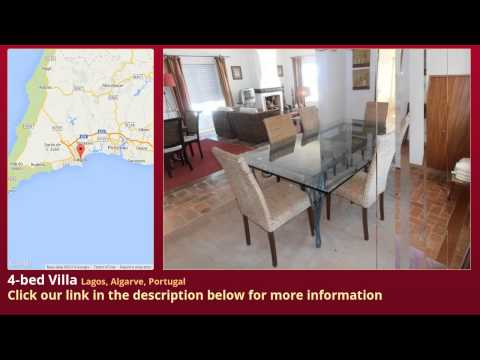 4-bed Villa for Sale in Lagos, Algarve, Portugal on portugueselife.biz
