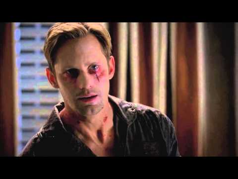 True Blood - Bill and Eric after Nora's death (6 x08)