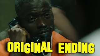 Get Out ALTERNATE ENDING Explained