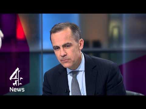 Mark Carney to take up British citizenship