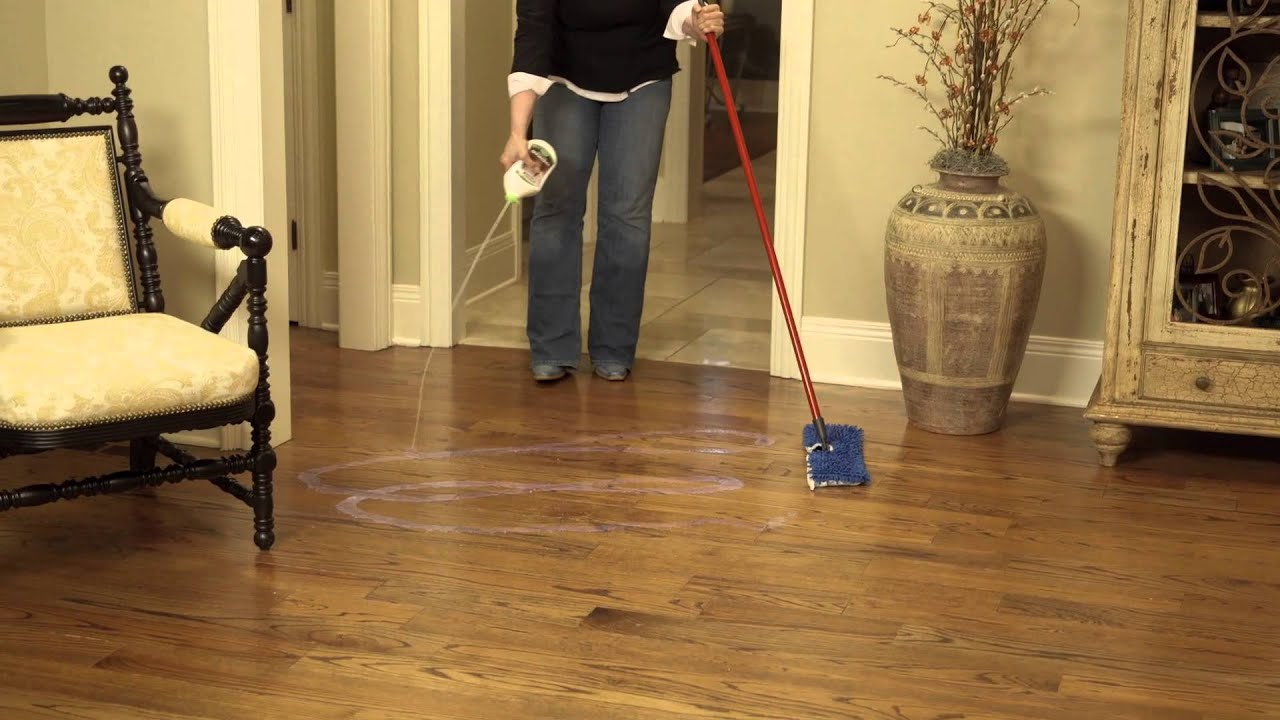 how to clean laminate floors youtube