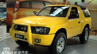 Car Companies China- Landwind
