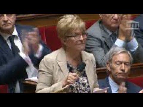Mme Geneviève Levy - Situation des urgences hospitalières