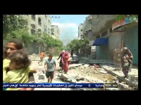الشجاعية مجزرة الفجر | فيلم وثائقي لقناة الجزيرة كام