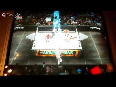 WWE 2K14: WWE Money In The Bank Matches Livestream #2!