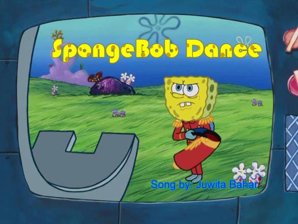 Buka Dikit Joss versi Spongebob