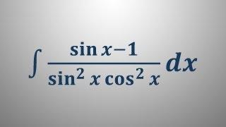 Nedoločeni integral 16