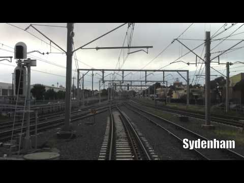 Campbelltown to City via Tempe