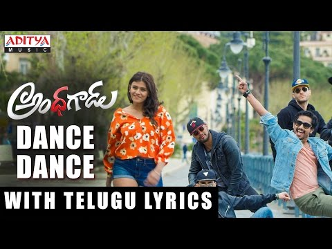 Dance-Dance-Full-SongwithTelugu-Lyrics