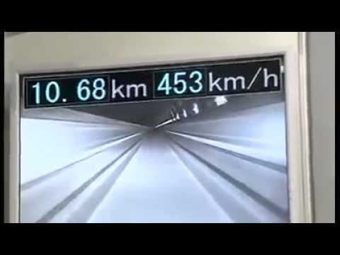 Treni me i shpejt ne bote qe arrin shpejtsin 500 km/h