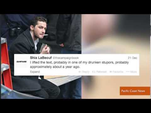 Shia LaBeouf Gets Worse at Saying Sorry