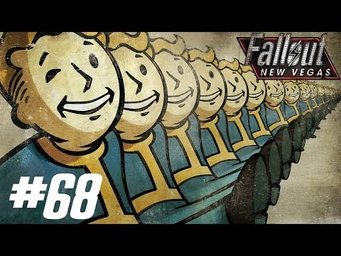 Fallout New Vegas Végigjátszás w/ Süti 68. Rész - Brotherhood of Steel